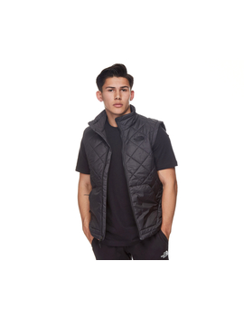 the-north-face-mens-cervas-insulated-vest---asphalt-grey by the-north-face