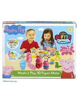 peppa-pig-mould-n-play-3d-figure-maker by peppa-pig