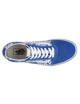 Ward Lo Logo Sneaker   Men's by Vans