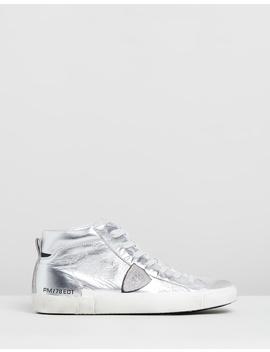 prhd-sneakers by philippe-model