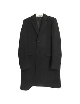 wool-coat by calvin-klein-collection