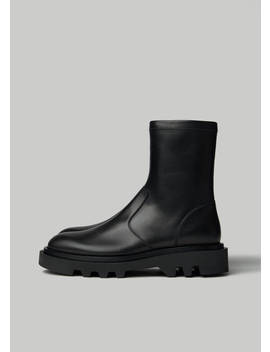 Zip Combat Boot by Givenchy