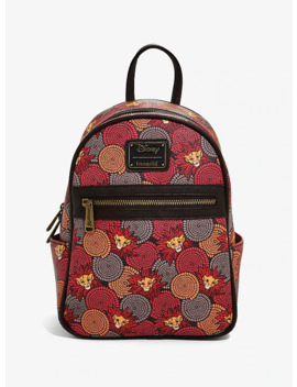 Loungefly Disney The Lion King Safari Mini Backpack by Box Lunch