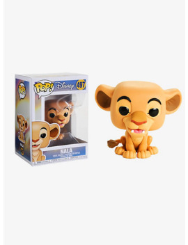 Funko Pop! Disney The Lion King Nala Vinyl Figure by Box Lunch