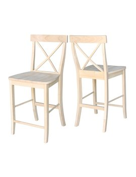 Fortunata Bar & Counter Stool by Joss & Main