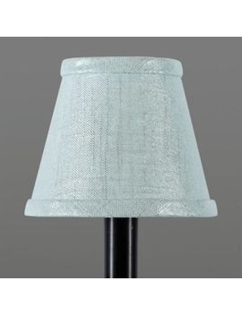 Metallic Linen Chandelier Shade by Ballard Designs