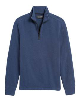 Polartec® Sweater Fleece Sweatshirt by Banana Republic