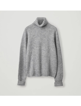 cos-oversize-turtle-neck-sweater by cos  ×