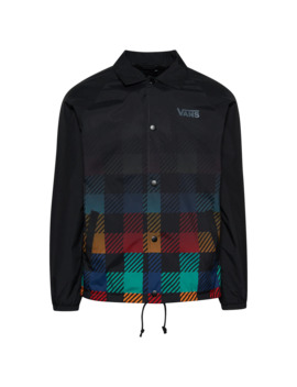 Vans Plaid's Not Dead Torrey Jacket by Vans
