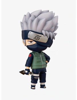 naruto-shippuden-kakashi-hatake-nendoroid-figure by hot-topic