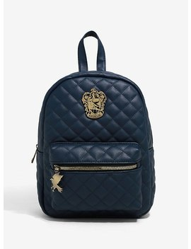 harry-potter-ravenclaw-quilted-mini-backpack by hot-topic