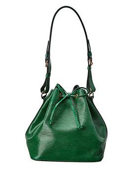 louis-vuitton-green-epi-leather-noe-petite by louis-vuitton