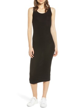 viden-ribbed-tank-dress by ag