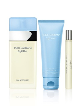 beauty-light-blue-eau-de-toilette-set by dolce&gabbana