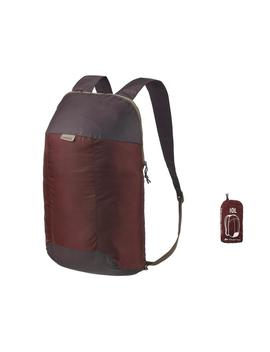 quechua-ultra-compact-hiking-backpack-10l---brown by quechua