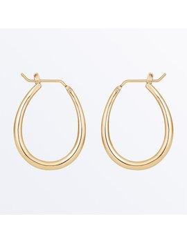 gold-hoop-earrings-- -cuidado - - - - - - -regular-price - - - -$65 by ana-luisa