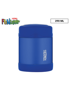 Funtainer 290m L Insulated Food Jar   Blue by Funtainer
