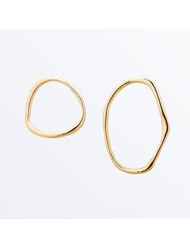 hoop-earrings-- -mismatch-sekai - - - - - - -regular-price - - - -€82 by ana-luisa