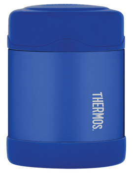 funtainer-vacuum-insulated-290ml-food-jar---blue by thermos