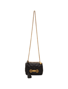 black-quilted-icon-bag by versace