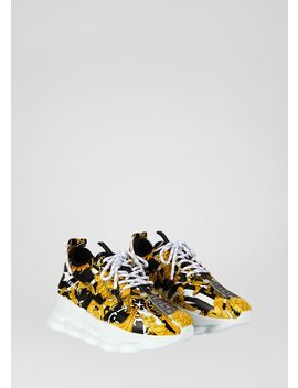 savage-barocco-chain-reaction-2-sneakers by versace