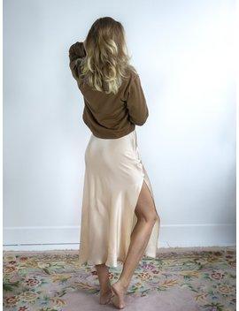 aleur-casey-skirt---neutral by garmentory