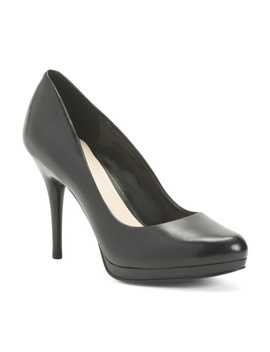 platform-leather-heels by nine-west