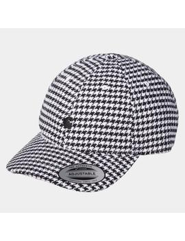Norvell Check Cap by Carhartt Wip