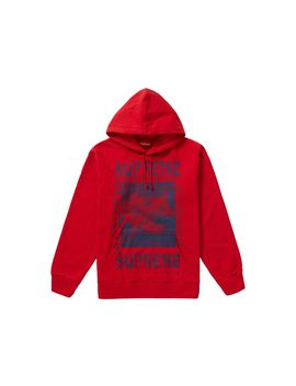 supreme-doves-hooded-sweatshirt-red by stockx