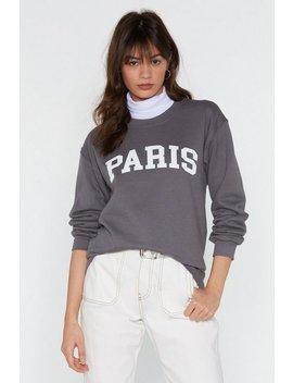 take-me-to-paris-graphic-sweatshirt by nasty-gal