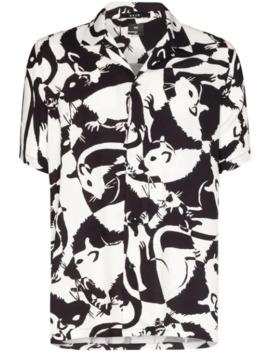 klub-rat-printed-short-sleeve-shirt by ksubi