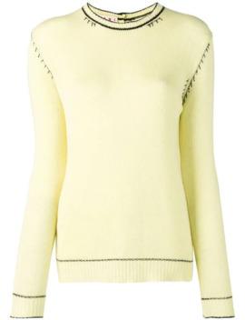 베이직-캐시미어-스웨터 by marni