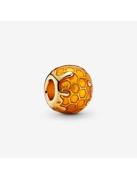 Dripping Honey Honeycomb Charm by Pandora