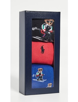 Polo Bear Pack Gift Boxes by Polo Ralph Lauren