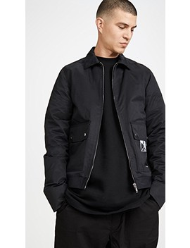Brother Jacket by Rick Owens Drkshdw