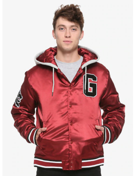 Harry Potter Gryffindor Coaches Jacket by Hot Topic