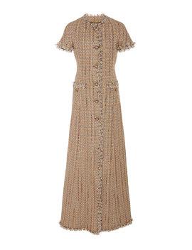 paris-frayed-tweed-maxi-coat by brock-collection