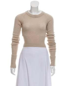 cashmere-knit-sweater-w_-tags by prada
