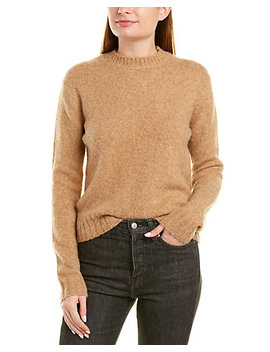 helmut-lang-brushed-wool-blend-sweater by helmut-lang