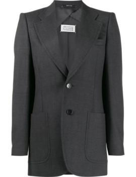 스트럭처-재킷 by maison-margiela