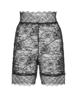 stretch-lace-bike-shorts by dundas