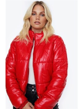 City Runway Puffer Jacket ( ) by Chiquelle