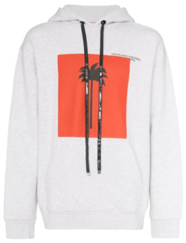 palm-print-graphic-hoodie by palm-angels