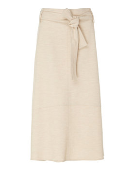 belted-wool-blend-midi-skirt by vince