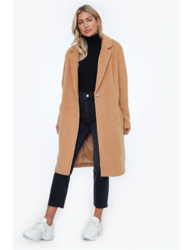 Lady Luxe Coat by Chiquelle
