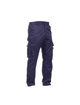 rothco-deluxe-emt-pants,-navy-blue by rothco
