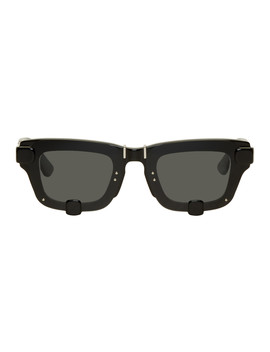 black-linda-farrow-edition-4-d-frame-sunglasses by y_project