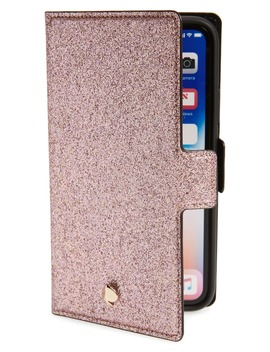 magnetic-iphone-x_xs_xs-max-&-xr-folio by kate-spade-new-york