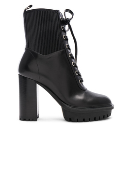 leather-&-eco-stretch-martis-platform-ankle-boots by gianvito-rossi