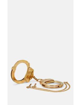handcuffs-&-key-chain-set by kiki-de-montparnasse